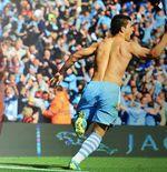 VIDEO: Gol Monumental Sergio Aguero ke Gawang QPR