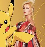 Kolaborasi dengan Pokemon, Katy Perry Buat Lagu Khusus