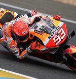 Marc Marquez Murka usai 2 Kali Crash pada MotoGP Prancis 2021