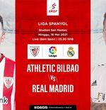 Prediksi Athletic Bilbao vs Real Madrid: Los Galacticos dalam Kondisi Keropos