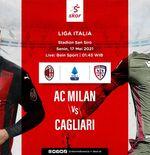 AC Milan vs Cagliari: Laga Pamungkas I Rossoneri!