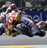 Raih Poin Perdana di Moto2 Prancis 2021, Pembalap Tim Indonesia Ini Keluhkan Masalah Ban