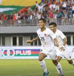 Minus 29 Gol, Myanmar Tetap Lebih Baik dari Indonesia di Kualifikasi Piala Dunia 2022