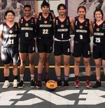 Jelang Kualifikasi Olimpiade, Timnas Basket 3x3 Putri Indonesia Penuhi Prosedur FIBA