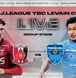 Saksikan Langsung Gratis! Urawa Reds vs Yokohama FC di J.League Cup