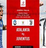 Link Live StreamingCoppa Italia:Atalanta vs Juventus