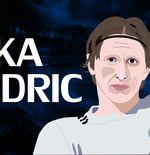 Meski Sudah 36 Tahun, Luka Modric Berbeda dengan 10 Gelandang Ini