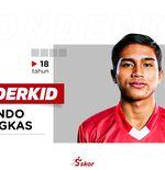 WONDERKID: Fernando Pamungkas, Si Anak Ajaib dari Garuda Select