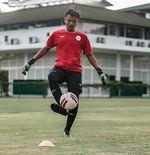 Sesi Latihan PS Sleman Kedatangan Penjaga Gawang Muda Jebolan Tim Elite Pro Academy