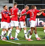 Lille Sukses Akhiri Dominasi PSG di Liga Prancis Secara Dramatis
