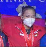 Kunci Sukses Windy Cantika Sabet Tiga Emas di Kejuaraan Dunia Angkat Besi