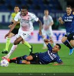 Hasil Atalanta vs AC Milan: Dua Gol Franck Kessie Bawa Rossoneri Kunci Peringkat Kedua