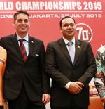 Wakil Indonesia Terpilih sebagai Dewan BWF 2021-2025
