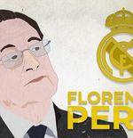 VIDEO: Florentino Perez Ucapkan Terima Kasih ke Sergio Ramos