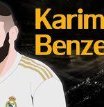 Real Madrid Konfirmasi Karim Benzema Terpapar Covid-19