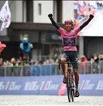 Egan Bernal Tatap Etape 17 Giro d'Italia 2021 dengan Motivasi Tinggi