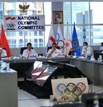 Jika Ada Kontingen Positif Covid-19 di Olimpiade Tokyo, Ini Tindakan NOC Indonesia