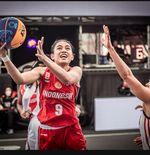 Timnas Basket 3x3 Putri Indonesia Kalah 2 Kali, Kans Lolos Olimpiade Tokyo 2020 Nyaris Tertutup