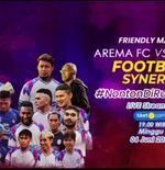 Aremania Tak Perlu ke Stadion, Raffi Ahmad Pastikan Uji Coba Arema FC vs Rans Cilegon Disiarkan Streaming