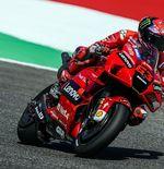 Hasil FP3 MotoGP Italia 2021: Francesco Bagnaia Pecahkan Rekor Lap Tercepat Sirkuit Mugello