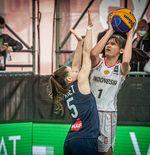 Perbasi Puas dengan Capaian Timnas Basket 3x3 Putri Indonesa di Kualifikasi Olimpiade