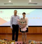 Mantan Bintang Bulu Tangkis Cina, Zhao Yunlei Lulus Ph.D
