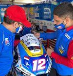 Bersimpati dengan Jason Dupasquier, Pembalap Mandalika Racing Team Pilih Tak Balapan