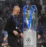 Pep Guardiola Jelaskan Alasan Man City Tidak Gunakan Gelandang Bertahan di Final Liga Champions