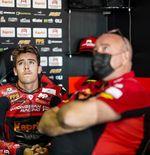 Rider Indonesia Racing Team Ceritakan Kronologi Tabrakan Ngeri Jason Dupasquier