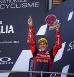 Perdana Podium, Perasaan Gabriel Rodrigo Campur Aduk di Moto3 Italia 2021