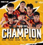 Phoenix Force Rebut Gelar Juara FFWS 2021 dari Tangan Dua Wakil Indonesia