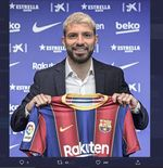 Nomor Punggung Pilihan Sergio Aguero dan Memphis Depay  di Barcelona