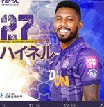 Gol Rhayner Terbaik Kedua dalam Meiji Yasuda J1 League Pekan Lalu