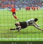Italia dan Spanyol Paling Siap jika Adu Penalti di Perempat Final Euro 2020