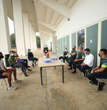 CdM Indonesia Janji akan Menindaklanjuti Kendala Lapangan Latihan Atletik