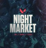 Valorant Kembali Hadirkan Event Night Market