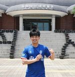 Muhammad Iqbal Berambisi Tembus Skuad Utama Cheongju FC