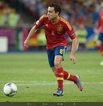 VIDEO: Gol Indah Xavi Hernandez untuk Spanyol Lawan Amerika Serikat