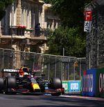 Hasil FP1 F1 GP Azerbaijan 2021: Max Verstappen Ditempel Duo Ferrari, Mercedes Tertahan di Papan Tengah