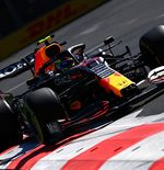 Hasil FP2 F1 GP Azerbaijan 2021: Sergio Perez Jaga Tren Positif Red Bull Racing, Mercedes Masih Keteteran