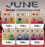 Jadwal Siaran Langsung Gratis J.League Bulan Juni 2021: 6 Laga, Termasuk 2 Laga Playoff