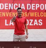 VIDEO: Cesar Azplicueta Pamer Kebolehan Bertahan dalam Sesi Latihan Timnas Spanyol