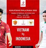 Hasil Vietnam vs Indonesia: Garuda Kalah Telak, Dihujani Gol di Babak Kedua