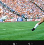 5 Gol Indah dalam Sejarah Piala Eropa: Kecerdikan Poborsky hingga Kemustahilan Van Basten