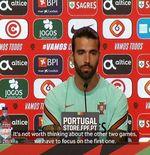 VIDEO: Abaikan Prancis dan Jerman, Gelandang Portugal Fokus pada Laga Pembuka