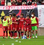 Menengok Momen Kemenangan ke-300 Kashima Antlers di Kandang