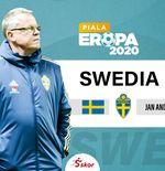 Profil Tim Piala Eropa 2020 - Swedia: Tak Ada Zlatan, Duo Wonderkid Pun Jadi