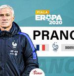 Profil Tim Piala Eropa 2020 - Prancis: Ambisi Ayam Jantan Kawinkan Dua Gelar Paling Bergengsi
