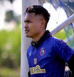 Arema FC Lepas Ikhwan Ciptady ke Klub Liga 2 dengan Terpaksa