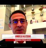 Angelo Alessio Bawa Satu Staf Pelatih Fisik di Persija, Paolo Bertelli?
